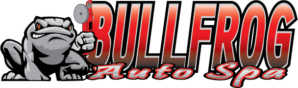 Bullfrog Logo Red large